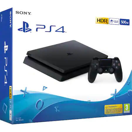 Consola Sony Playstation 4 SLIM