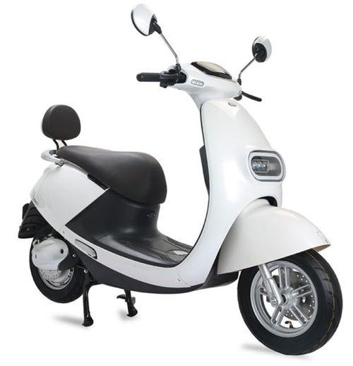 scuter electric alb