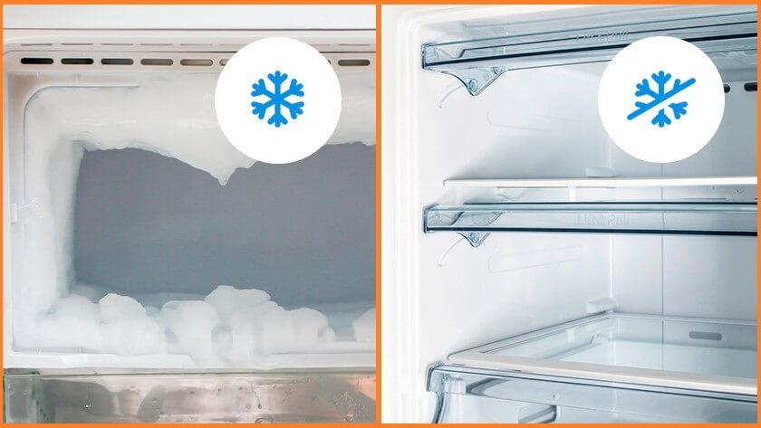 frigider vs combina frigorifica