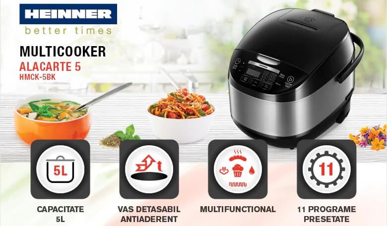 Multicooker Heinner
