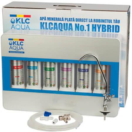 Sistem de ultrafiltrare apa