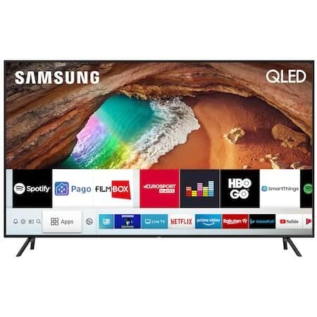 Televizor QLED Smart Samsung 108 cm