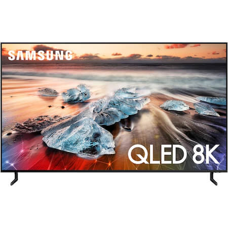 Televizor QLED Smart Samsung 8K