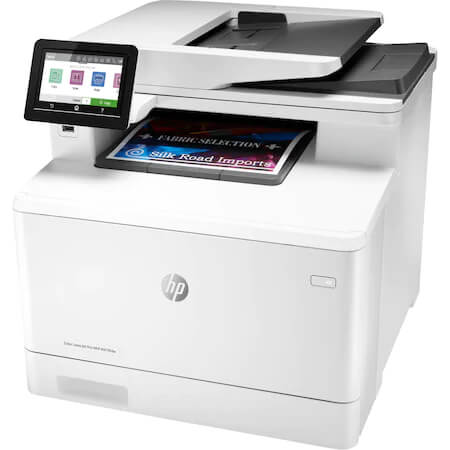 Multifunctional laser color HP