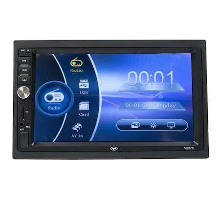 Multimedia player auto