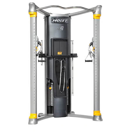Aparat fitness multifunctional